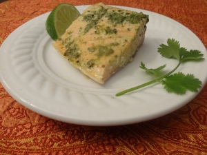 Cilantro and Lime Salmon. Photo credit: potentialdoctor.com