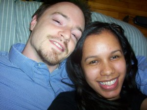 2003. The year we started dating. I was 22 and Brendan was 25.