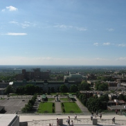 View of Montreal from the Oratory